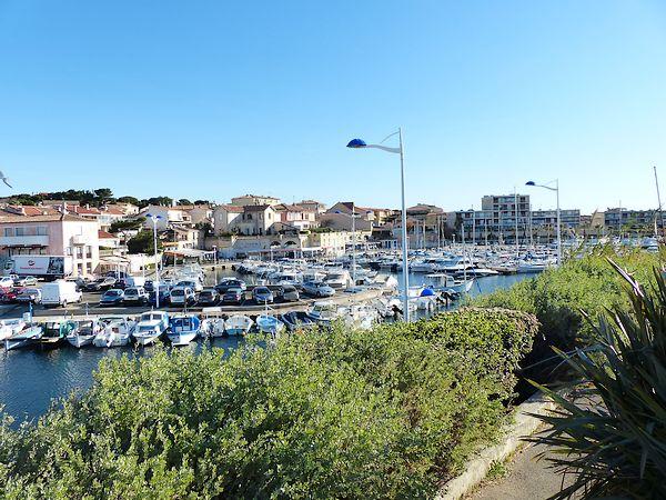 port de Sausset-les-pins 5 février 6